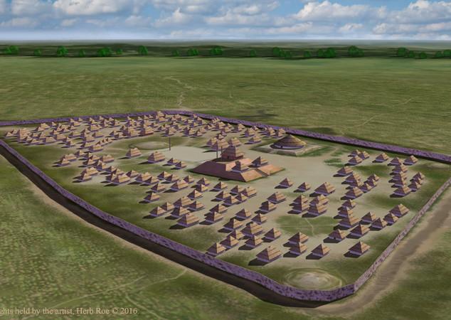 """""""Nodena Mounds"""""""