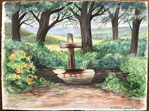 """Willards prayer log"""