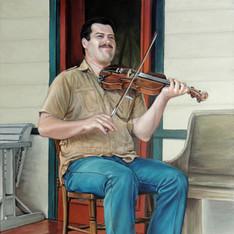 """""""Le violon sur le porche"""""""