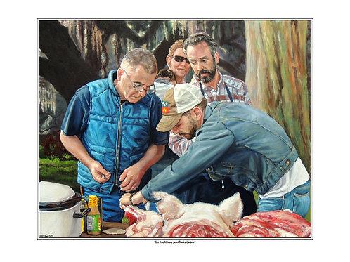 """""""Les traditions familiales Cajun"""""""