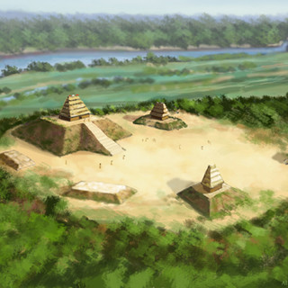 """""""Anna Mounds Site (22 AD 500)"""""""