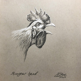 """""""Rooster head"""""""