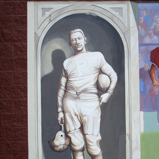 """""""P.H.S. Clark Athletic  Complex Murals"""""""