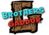 Brothers Gaddor Logo Transparent text in