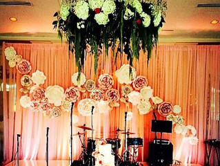 Backdrop Creates Elegant Transformation at Bellerive Reception