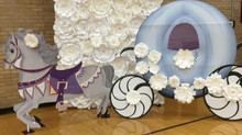 Floral Backdrops Are Perfect for Homecoming and Prom
