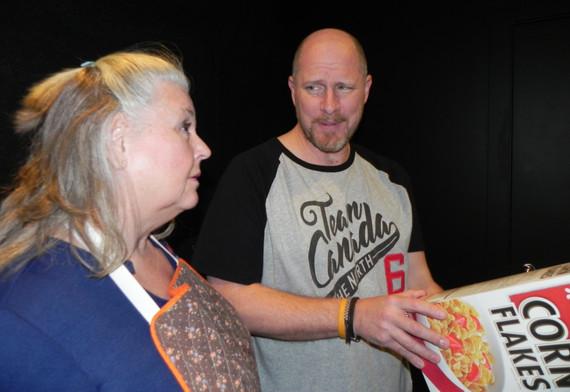 Claire & Robert discuss Corn Flakes!