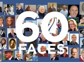 BEVA celebrates 60th Birthday with 60 faces - and cake!