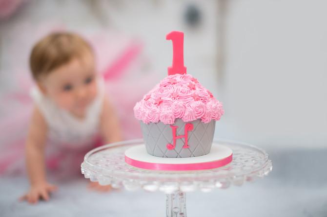 Henleigh | A One-derful birthday party!