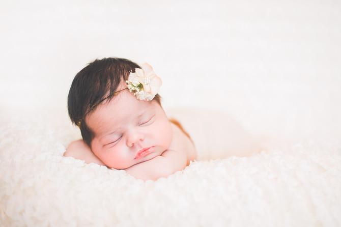 Baby Abigail | 6 Days New