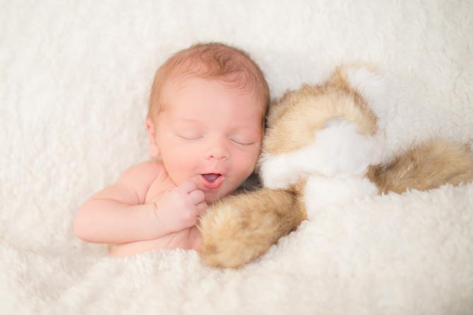 Baby Leland   5 Days New