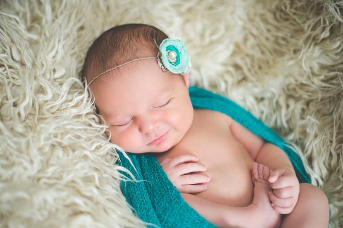 Baby Ellie | 7 Days New