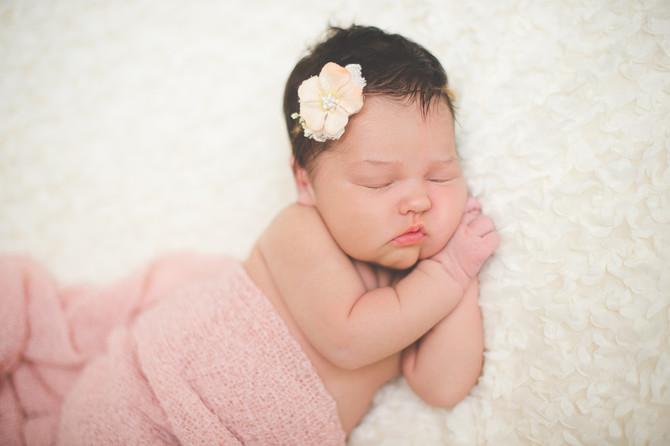 Baby Edie | 10 Days New