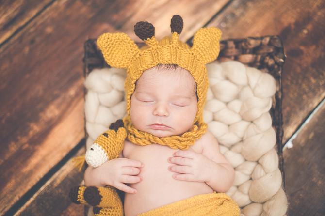Baby Mason | 9 Days New