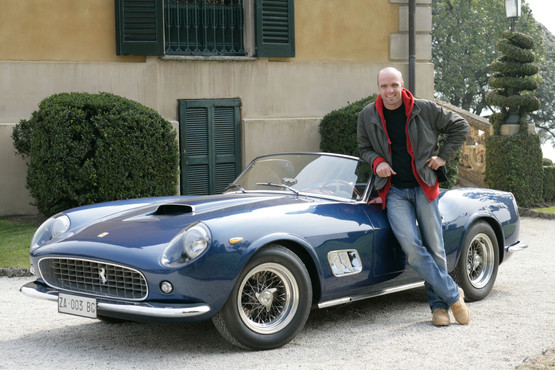 250 GT Spyder California 6,4 Million €!!!
