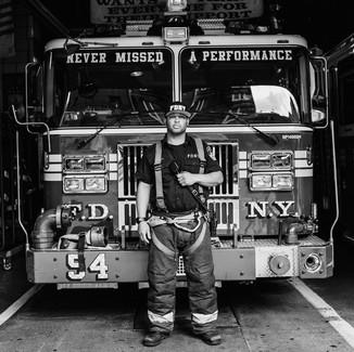 Fireman NYPD