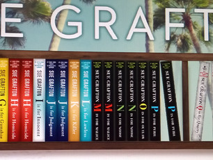 Favorite Authors - Sue Grafton