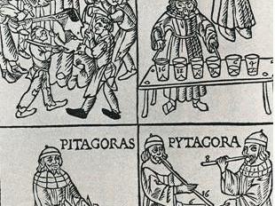 第6回 歌い手にとっての音律(その1)「ピタゴラス音律」