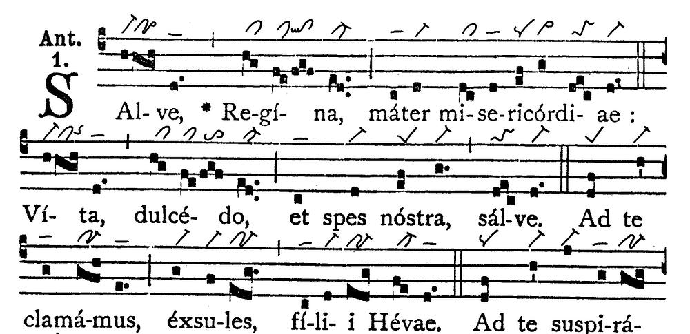 第4回 グレゴリオ聖歌からポリフォニーへ