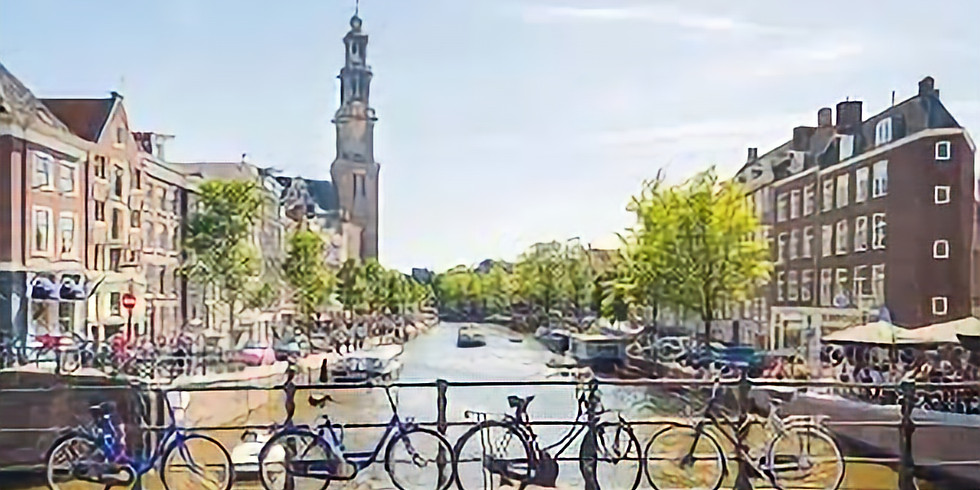 Public Tripod Beta Training Amsterdam NL