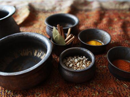 暮らしと手しごと Vol.4|インド料理のための器展