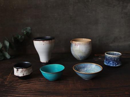 五条坂陶器祭『涼のハナレ〜 2人の碧』