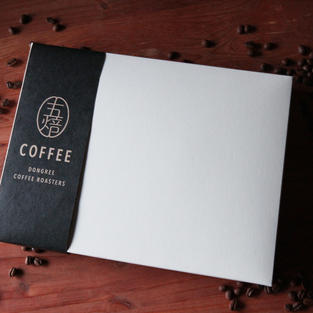 "DONGREE COFFEE ROASTERS 五焙 ""gobai"" コーヒー豆トライアルセット"