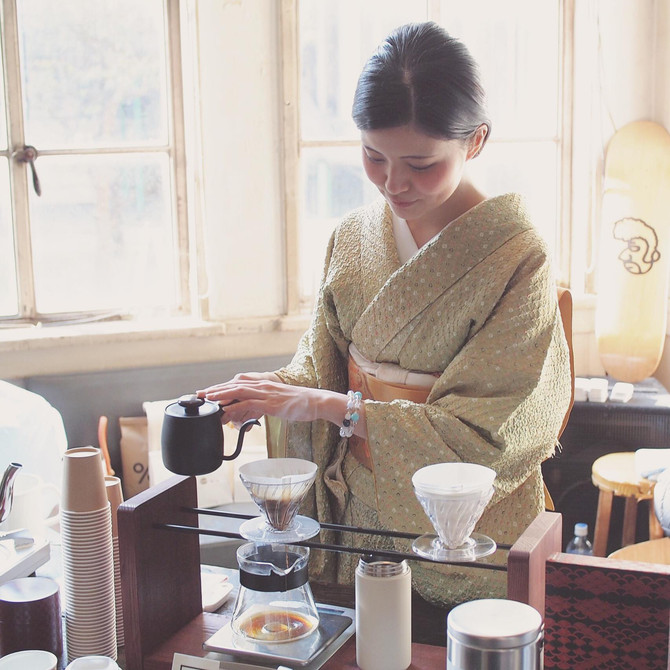コーヒーセキネユカ
