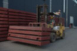 覆工板 / Checked Metro Desk / 富貿企業 / 地下支撐工程材料