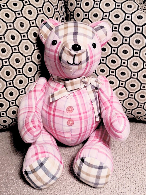 Keepsake Teddy Bear