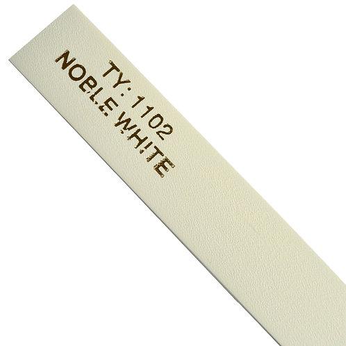 1102 NOBLE WHITE EDGEBANDING TAPE