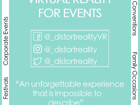Virtual Reality for event hire in the West Midlands ✨