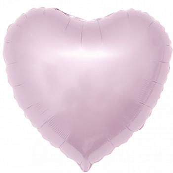 Сердце светло-розовый доставка Железнодорожный