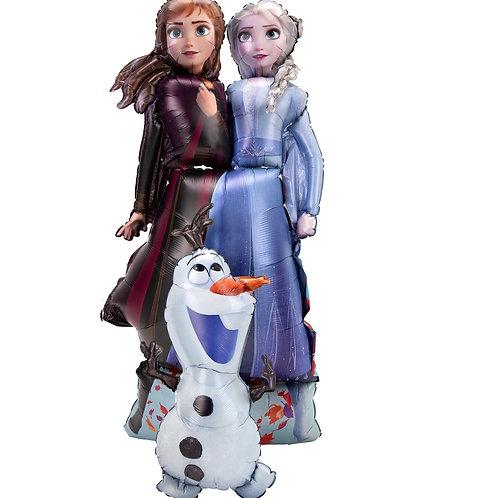 Холодное сердце Анна и Эльза