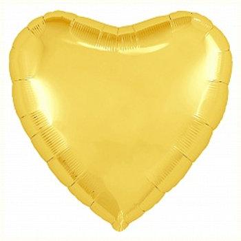 Сердце желтый купить Балашиха Реутово