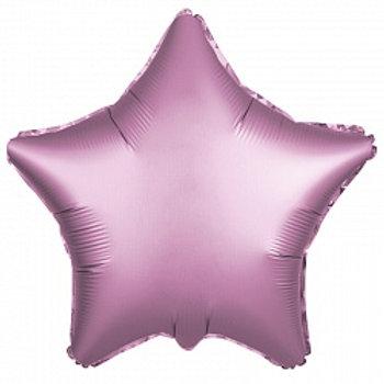 Звезда розовый сатин доставка Электросталь