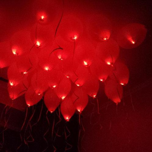 Светящиеся шары № 5 (50шт) постоянное свечение