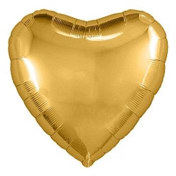 Сердце золото купить Ногинск Обухово