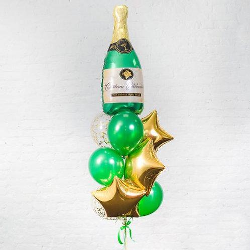 Набор шаров №42 Шампанское