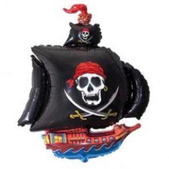 Шар Пиратский корабль