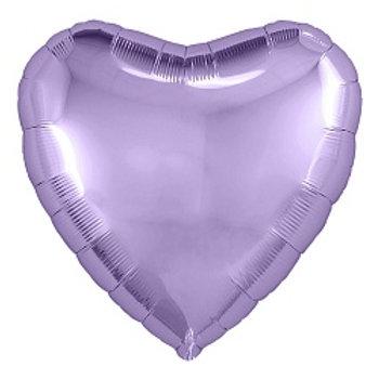 Сердце сиреневое сделать подарок
