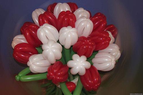 Букет тюльпанов №3