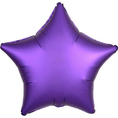 Звезда фиолетовый