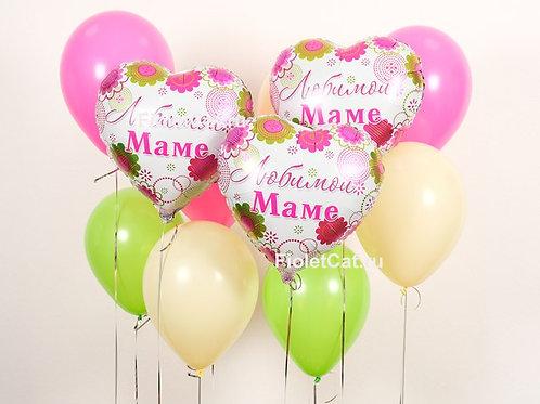 Набор шаров №23 Любимой Маме