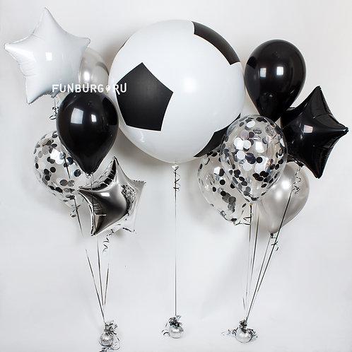 Набор шаров №47 Футбол 2