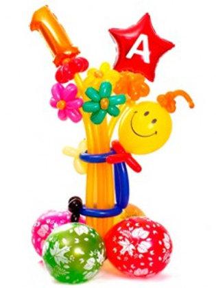 Букет цветов 1 КЛАСС