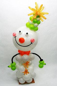 Снеговик большой №3