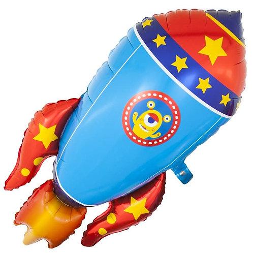 Шар Космическая Ракета