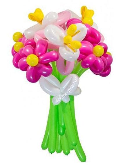 Букет цветов №8