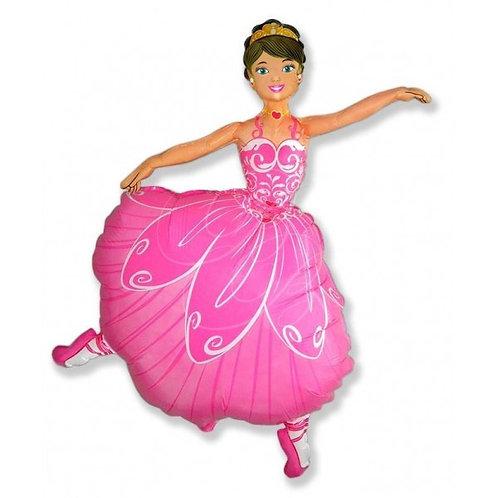 Танцы балерина воздушные шары Ногинск Обухово